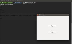 PyQt5编写桌面程序入门